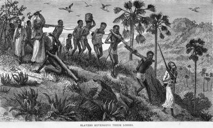 В мире еще 40 млн рабов