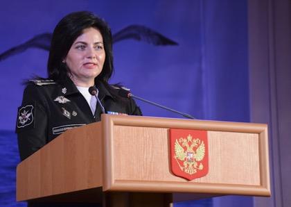 Лучший генерал армии - женщина-экономист