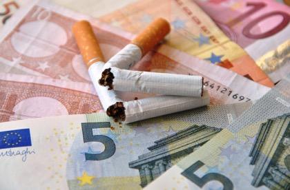 Доля контрафактных сигарет растет лавинообразно