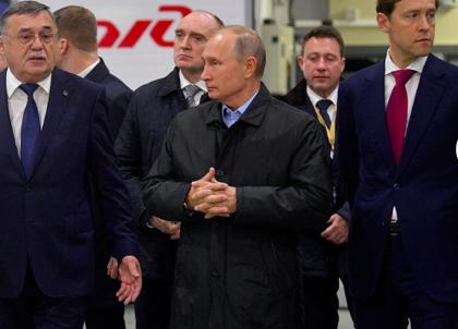 Путин объявил либерализацию предпринимательства