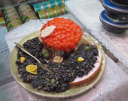 ВЕткульском районе начнут производить черную икру