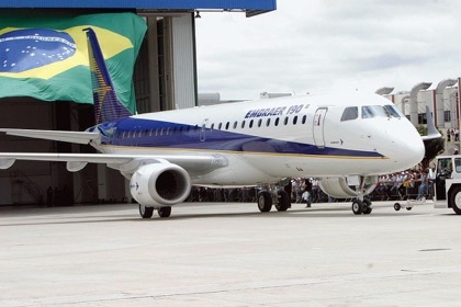 Boeing подтвердил интерес к закупке бразильской Embraer