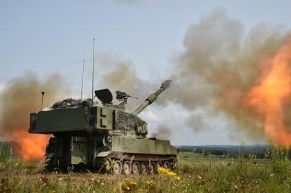 Прибалтика – мировой лидер гонки вооружения