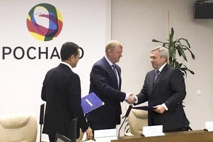 Чубайс построит ветряные электростанции в Ростовской области