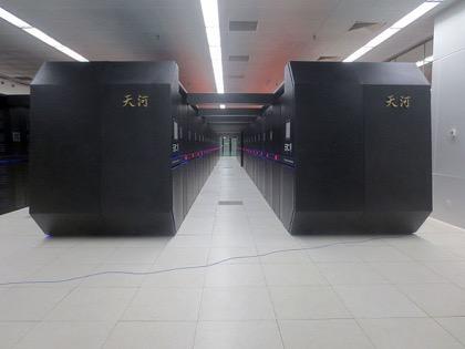 ЕС растратит 1 млрд евро на создание суперкомпьютеров