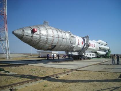 РКК «Энергия»: РФ потеряет монополию впилотируемых полетах
