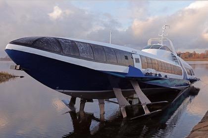 Скоростные морские перевозки в Крыму ждёт невероятный успех