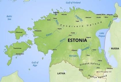 Эстония не потянула обустройство границы с Россией за тройную цену