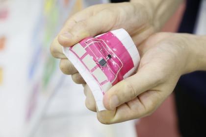 «Умные» заплатки от Panasonic измерят пульс и сообщат местонахождение ребёнка