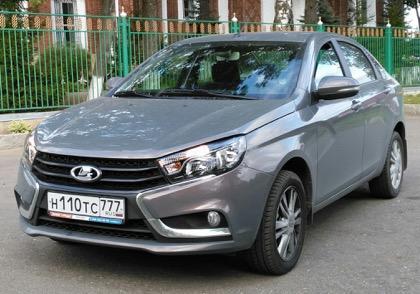 Продажи новых автомобилей в России показали взрывной рост