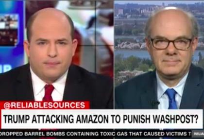 WaPo: Трамп атакует Amazon из зависти и непонимания электронной коммерции