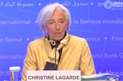 МВФ меняет правила игры для коррумпированных государств