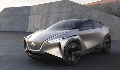 Nissan заявляет о начале новой эры электромобильности