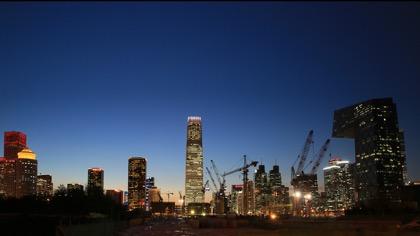Продажи недвижимости в Пекине рухнули на 60%