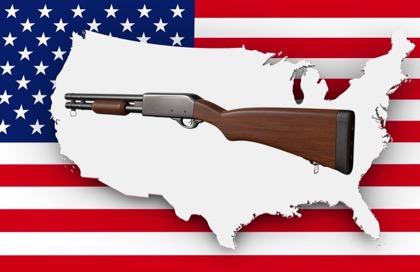 Как влияет стрелковое оружие на экономику США в каждом штате