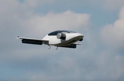 Летающее такси Lilium будет не хуже Ferrari