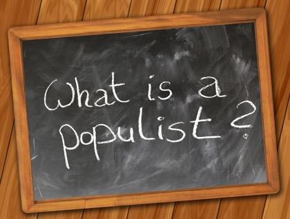 Популизм – главный опасный тренд мировой экономики