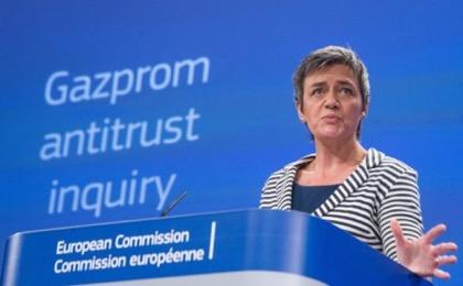 """Еврокомиссия официально подтвердила мировую с """"Газпромом"""""""