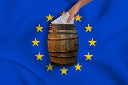 Экономика Евросоюза страдает от коллапса инвестиций