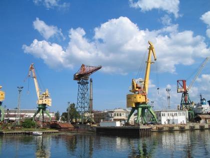 А чем Рижский порт хуже газотранспортной системы Украины