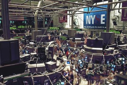 Фондовый рынок США упал после резкого разворота