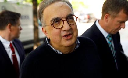 Fiat Chrysler сердечно попрощался с Генеральным директором