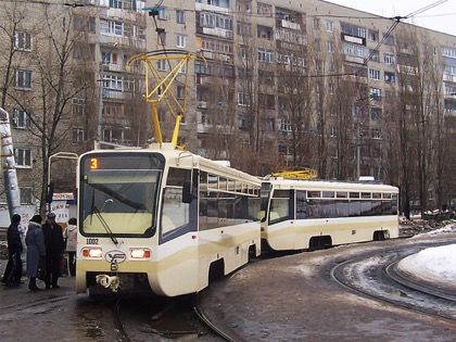 Проезд в трамваях и троллейбусах Саратова подорожает на 35%