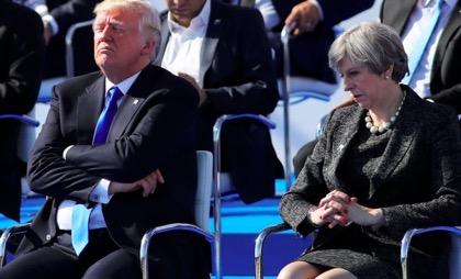 Трамп оценил Бориса Джонсона в качестве великолепного кандидата на пост премьер-министра