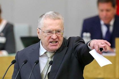 """Жириновский предложил исполнять в Госдуме """"Боже, царя храни!"""""""