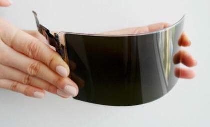 Samsung представил гибкий и неразбивающийся дисплей