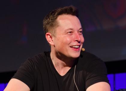 Вежливость Маска подняла стоимость акций Tesla