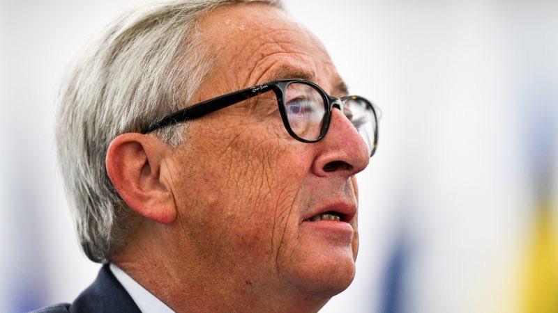 Юнкер сформулировал глобальную роль Европы