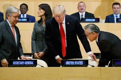 Три решающих дня для президентства Дональда Трампа