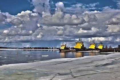 НОВАТЭК и «Росатом» создадут ледокольный флот