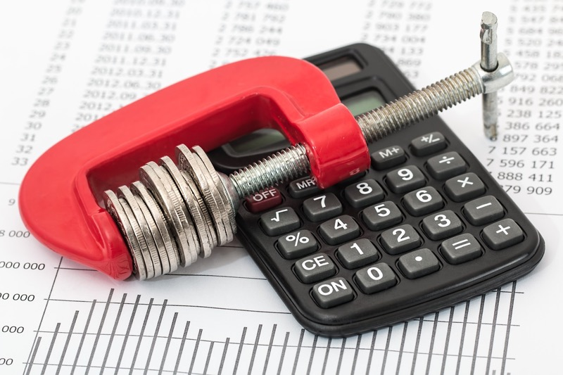 В 2018 году россияне взяли кредитов на 8,61 трлн рублей