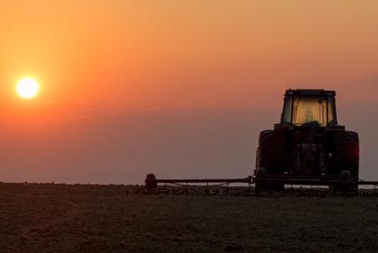 Впервые с 2012 года сельское хозяйство может продемонстрировать спад