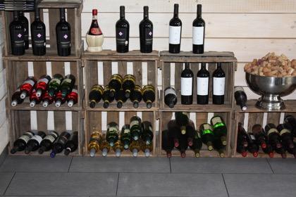 В январе-сентябре розничные продажи алкоголя выросли в РФ на 10,1%