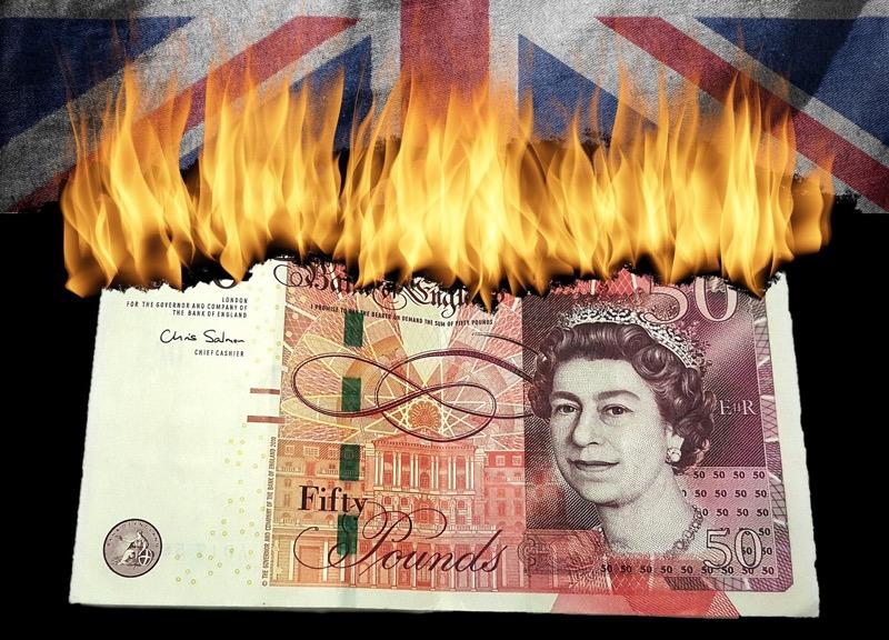 Британия теряет деньги при любом сценарии Brexit