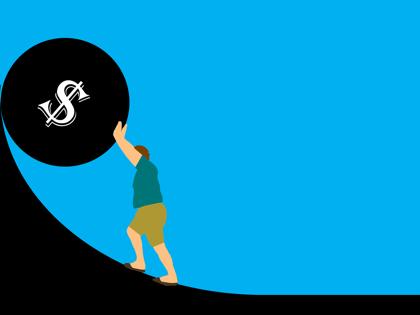 Вводить показатель долговой нагрузки для компаний преждевременно