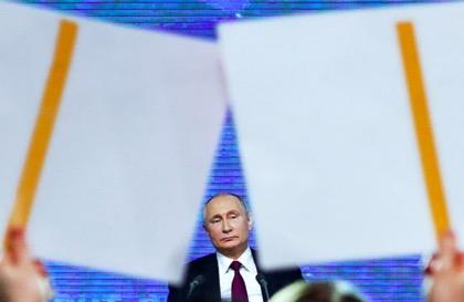 Цитаты с большой пресс-конференции Путина