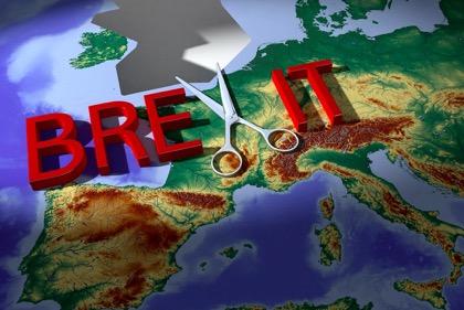 В преддверии Brexit финансовые организации вывели из Великобритании более $1 трлн