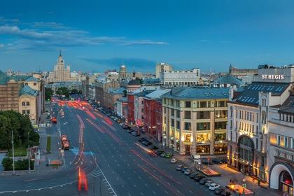 Мэрия: Ужесточение правил движения грузовиков по Москве не может повлиять на поставку продуктов