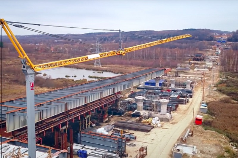 Строительство ЦКАД не будет завершено в установленные сроки