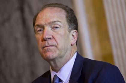 США предложат критику Всемирного банка возглавить эту организацию