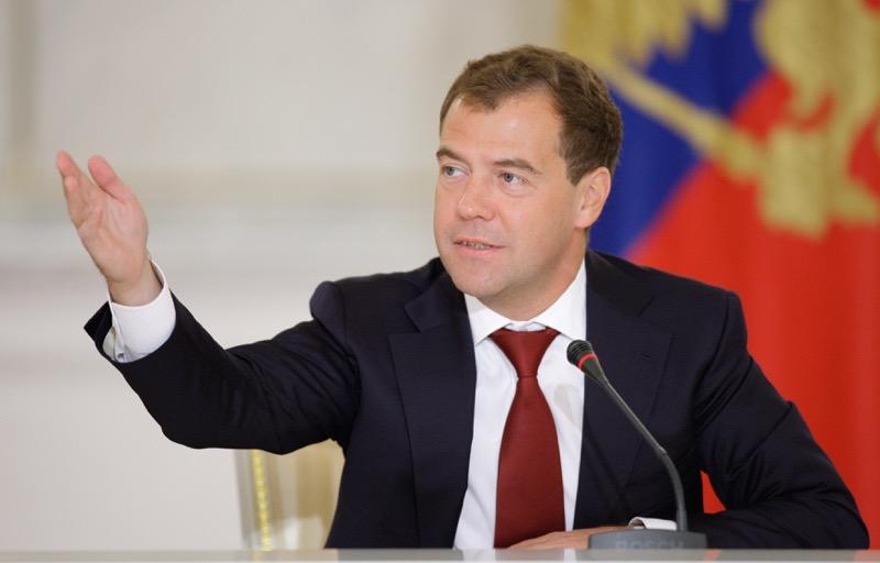 """Медведев: к 2024 году российская экономика будет обладать мощной """"гравитацией"""""""