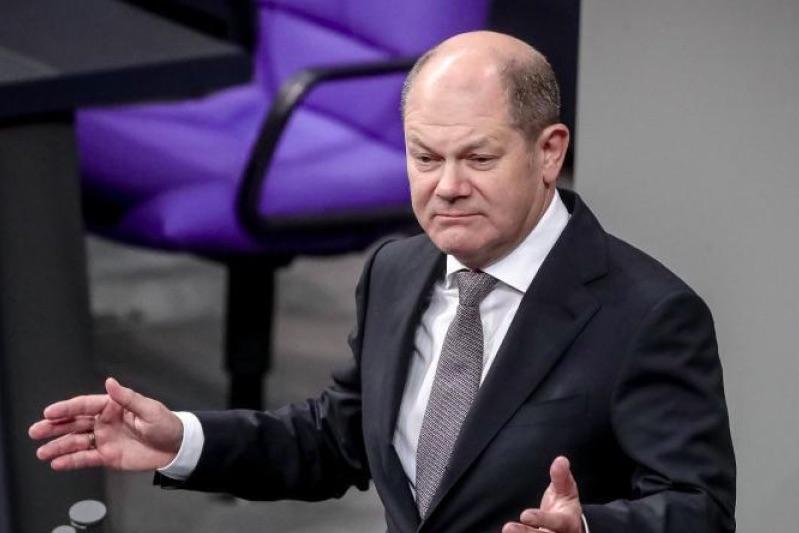 Минфин ФРГ предупредил о нехватке €25 млрд в бюджете к 2023 году