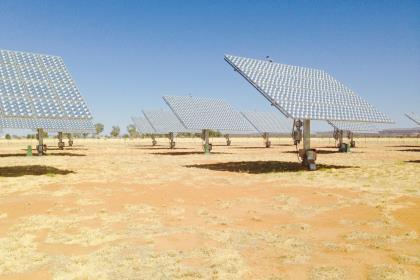 Техас переходит на солнечную энергию