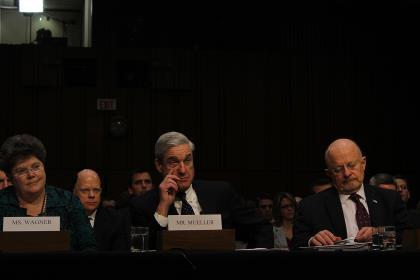 Расследование Мюллера не выявило сговора Трампа и Москвы