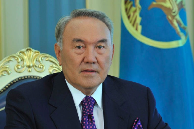 Назарбаев ушёл в отставку