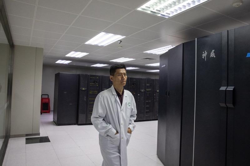 Китай намерен вернуть лидерство в суперкомпьютерах